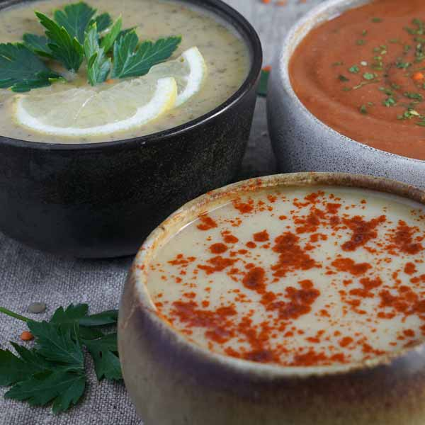 Kaloukfood - Suppen & Eintöpfe
